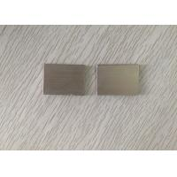 Buy cheap Sintered Neodymium Iron Boron Magnets Permanent Magnetic F 2.5 * 2.5 * 1.6mm product
