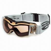 Buy cheap SKI Goggle with Water Repellent Strap product