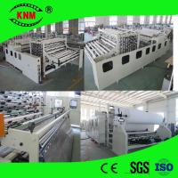 Buy cheap Kingnow Machine non stop toilet paper converting machine for toilet tissue manufacturing product
