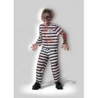 Buy cheap Party Carnival Animal Fancy Dress , Creepy Convict Tween Halloween Costumes product