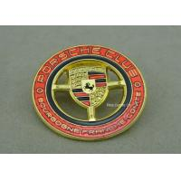 Buy cheap Personalized Soft Enamel Coins , Zinc Alloy Die Stamped Memorial Coin product
