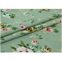 Buy cheap High Pure Woven Inkjet Cotton Canvas Fabric Excellent Ink Absorption product