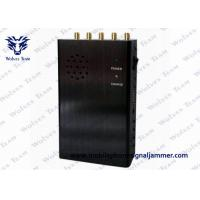 Buy cheap 3G Cell Phone Disruptor Jammer , Wifi Signal Blocker Device Neutral Packing product