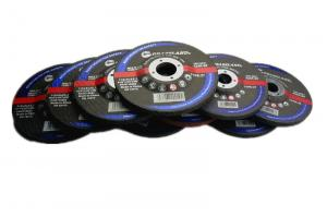 Buy cheap 5 In X 1/8 In X 7/8 In Type 27 Depressed Center 125mm Metal Grinding Discs product