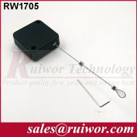 Buy cheap RUIWOR RW1705 Square Retractable Tether with Adjust Lasso End product