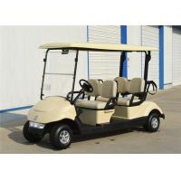 Buy cheap Energy Saving 4 Seater Golf Carts Golf Electric Buggy With Battery Power product