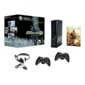 Buy cheap Microsoft Xbox 360 Modern Warfare 2 Limited Edition - 250 GB Black product