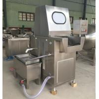 Buy cheap Chicken Saline Water Injection Machine / Brine Injection Machine 500 - 700kg/H product