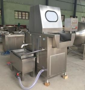 Buy cheap Chicken Saline Water Injection Machine / Brine Injection Machine 500 - 700kg/H product