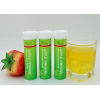 Buy cheap Apple Vinegar Slim Fizz Tablets Customized Formula With Private Label ISO Approved product
