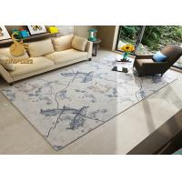 Buy cheap Polyester Non Skid Area Rugs Living Room Floor Rugs Different Styles Available product