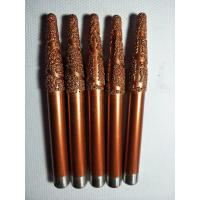Quality cnc cutting tools cnc drill bit for marble,stone carving for sale