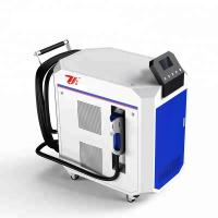 Buy cheap Paint Removal Laser Cleaning Machine , Laser Metal Cleaner Air Cooling product