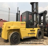 Hyster H16.00XM-6 Used Diesel Forklift Truck For Port Lifting Containers for sale