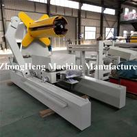 Buy cheap Carbon Steel Coil Slitting Line Machine 11kw With PLC Control product