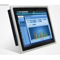 Buy cheap High Performance Industrial Panel Pc Front Waterproof 15 Inch 2 * USB 4 COM product