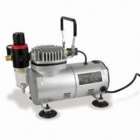 China Airbrush Compressor, Measuring 245 x 135 x 170mm and 3.6kg Weight for sale