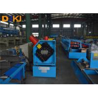 Buy cheap Quick Adjustable 3mm 22kw C Channel Roll Forming Machine product