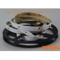 Buy cheap SMD 3528 30D Flexible LED Strip Lights Cool White 2.4 Watts / Meter For Amusement Park product