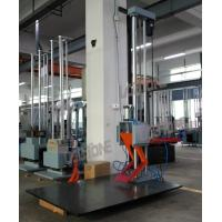 China Drop Test Machine Lab Drop Tester Supplied To SONY EMCS With ISTA Standards on sale