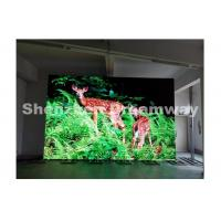 China PH4 Indoor Full Color LED Display  62500 dots , 64 x 32 mm LED Module Advertising on sale
