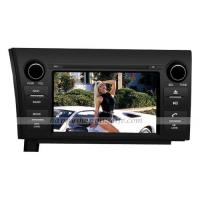 Buy cheap Toyota Tundra Car DVD Player with GPS Navigation Bluetooth USB product