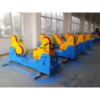 High Speed  Motor Driven Tank Turning Rolls 60T Turning Capacity CE Approved