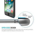Buy cheap Toughened Iphone 8 Glass Screen Protector , 2.5D Glass Guard Screen Protector product