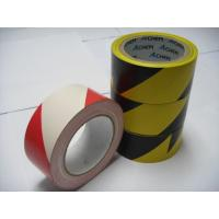 Buy cheap Achem Wonder Brand Double Color Vinyl Hazard Warning Tape Used To Indicate Where Danger Exists from Wholesalers