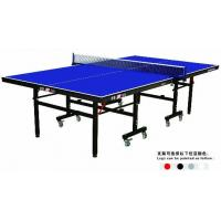 Buy cheap Top Quality Sport Equipment Single Folding Indoor MDF Table Tennis Tables For Sale product
