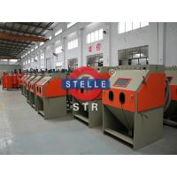 Buy cheap Abrasive Industrial Sandblaster Cabinet Manual Convenient Quick Operation product