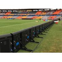 Buy cheap High Resolution Sports Led Display Screen, P8 Football Advertising Boards product