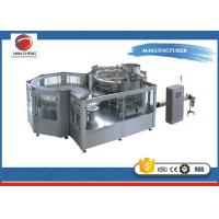 Buy cheap Carbonated Drink Water Bottling Equipment 15000BPH , Automatic Bottling Machine 9.5KW product