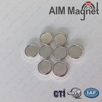 Buy cheap 15 x 20mm N52 Cylinder Block Neodymium Magnet product