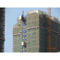 Buy cheap Rack And Pinion Heavy Payload SC250BG KP-B19 Construction Site Hoist product