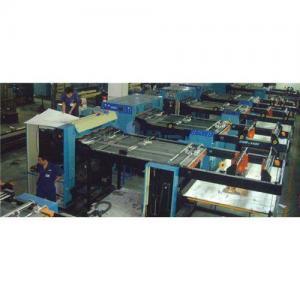 Buy cheap Paper sheeter/paper cutter/paper cutting machine/paper converting machine/roll sheeter/roll cutter product