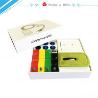 Buy cheap Build-In Defibrillation Protect 12 Lead Portable ECG Machine Based On IOS System product