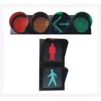 Buy cheap PC SPRX 200-3-2 water-resistant good color uniformity LED Traffic Signal Light product