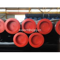 Buy cheap Hot Finished Seamless Steel Pipe Alloy Steel Tubing SA335 P5 / P91 / P92 from Wholesalers