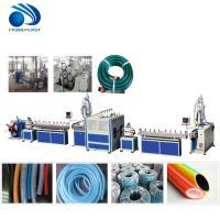 Buy cheap Flexible PVC Water Garden Hose Pipe Making Machine High Speed Extrusion product