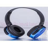 China Deep Bass Over - Ear Bluetooth Phone Headset Abrasion Resistant With Usb Connector on sale