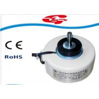 China Resin Packing Asynchronous Motor , Electric Air Conditioner Condenser Fan Motor 18W on sale