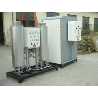 Buy cheap High Efficiency Skid Mounted Hydrogen Generation Plant 300m3/h product