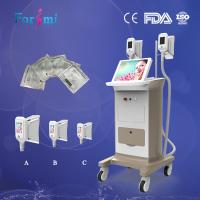 Buy cheap Cryolipolysis Freezing Equipment With 2 Handles product