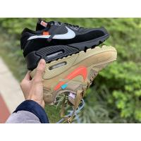 Buy cheap Off-White x Nike Air Max 90 OW with black/yellow nike flash sale product