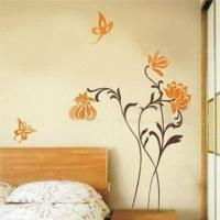 Buy cheap Wall Stickers, Eco-friendly, Made of PVC, PZG and Paper, Customized Sizes are Accepted product