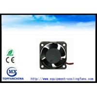 Buy cheap Equipment Cooling Fans 40mm×40mm×20mm / DC Axial Motor / DC Brsuhless Fan from Wholesalers