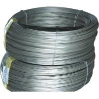 Buy cheap Welded SUS 304 Hot Rolled Wire Rod 0.10mm - 8.00mm , Bright Or Dull Surface product