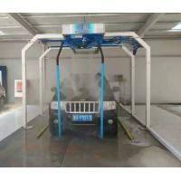 China Semi-automatic touchless car wash equipment on sale