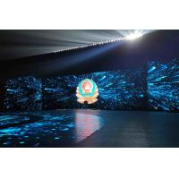 Buy cheap P3.91mm Full Color Led Display Screen Nation Star SMD2020 High Refresh Rate MBI5153 3840Hz product